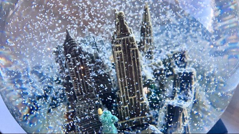 Have Yourself a Merry New YorkChristmas