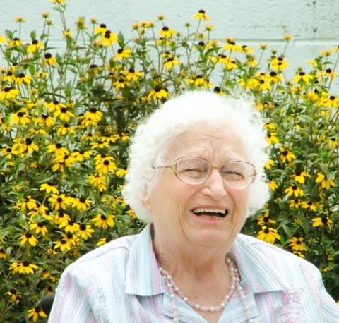 Grandma Doris at her 90th Birthday Party