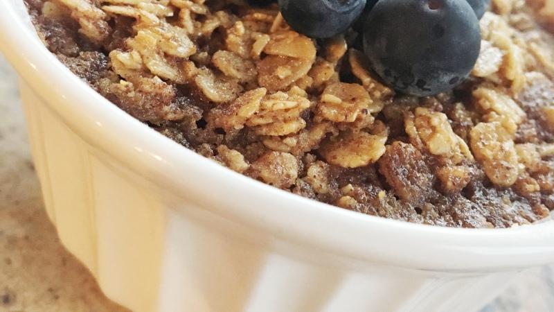 Recipe: Grandma Patti's BakedOatmeal